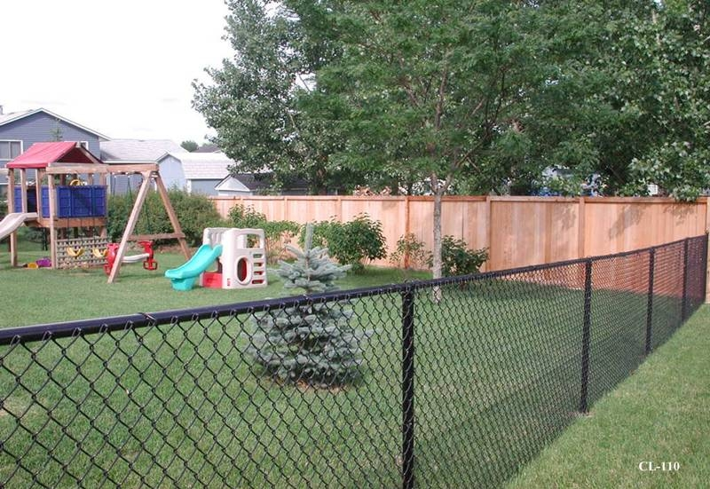 Image result for midwest fence chain link
