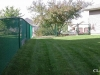 Green Vinyl Chain Link Fencing