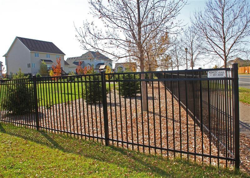 The Advantages Of A Wrought Iron Fence Midwest Fence