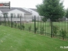 Ornamental Fence Offers Elegance
