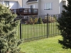 Iron Fence Comes in Variety of Metals