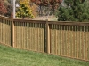 Rail Cedar Picket Fence