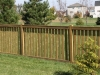 Cedar Rail Picket Fence