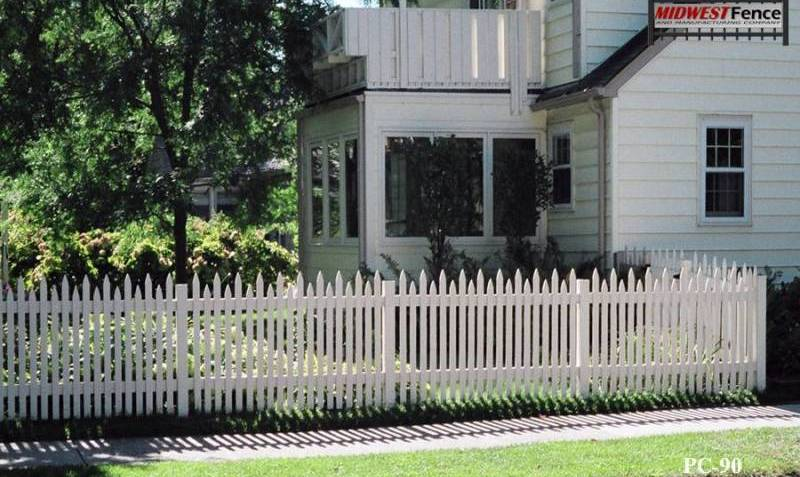Different Picket Fence Ideas 28 Images Picket Fence