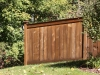 King Style Wood Privacy Fence Fits With Nature