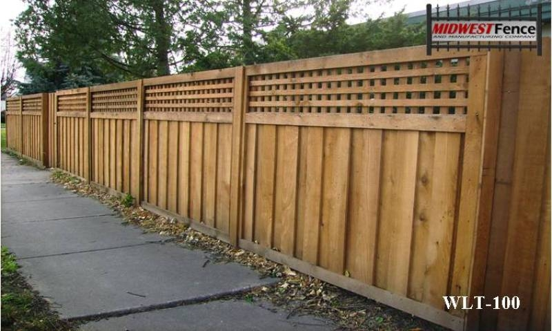 5 Fence Topper Ideas With Attractive Design