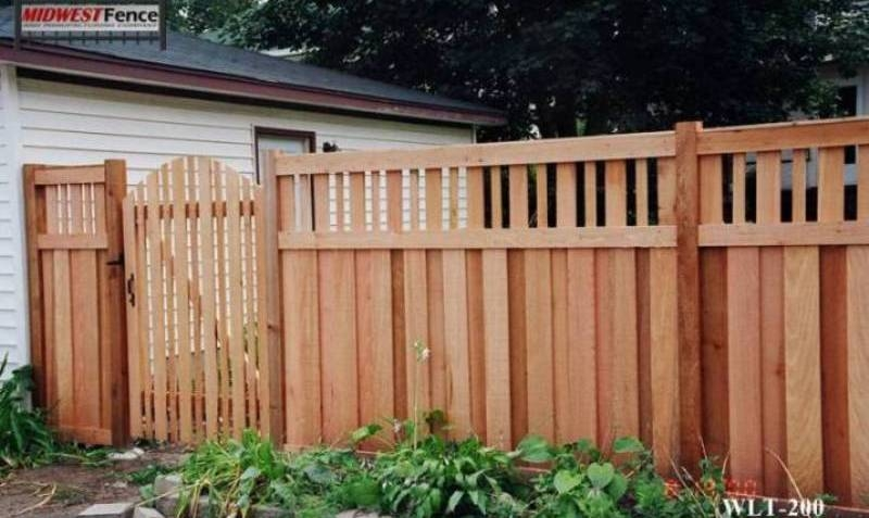 Build Lattice Fence Topper
