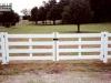 Vinyl Rain Fence