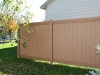 Vinyl Privacy Fence a Good Alternative