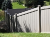 Vinyl Privacy Fence Adaptable