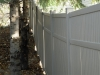 PVC Privacy Fence Is Durable