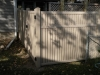 PVC Vinyl Fence Cleans Easily