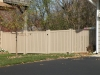 PVC Fence Good Alternative to Wood