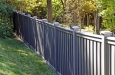 Trex Fencing With Composite Material