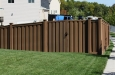 Trex Composite Fence With Gate