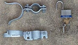 Gate Hardware Midwest Fence