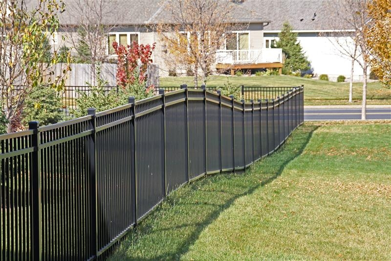 Part 3 Trex Composite Or Ornamental Iron Fencing
