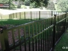 Ornamental Iron Fence Adaptable