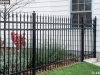 Ornamental Iron Fence Is Elegant Option