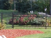 Ornamental Fence Offers Durability