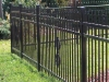 Ornamental Fence Offers Curb Appeal