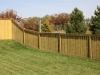 Cedar Rail Picket Fence