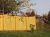 Closed Cedar Rail Picket Fence