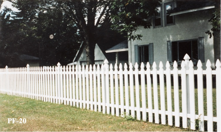 french gothic wood picket fences midwest fence rh midwestfence com