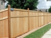 King Style Wood Privacy Fence