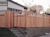 Lattice Top Privacy Fence