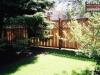 Lattice Top Cedar Privacy Fence
