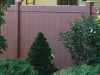 Vinyl Privacy Fence is Low Maintenance
