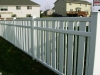 Open Style Privacy Fence