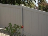 PVC Privacy Fence Weather Resistant