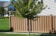 Composite Fencing By Trex
