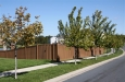 Trex Fencing Made Of Composite Material